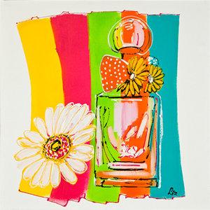 Flower Fragrance- 60 x 60 cm