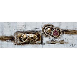 Elegant Balance - 150 x 50 cm