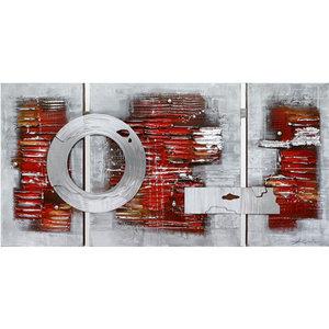Circles of Life IV- 146 x 70 cm