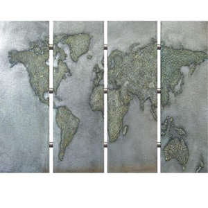 Around de World - 175 x 100