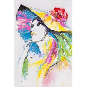 Colour Lady 3- 60 x 90