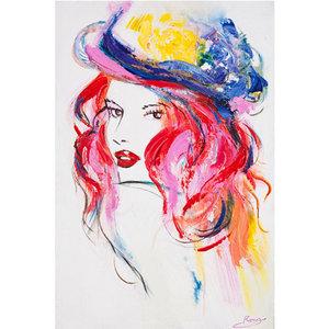 Colour Lady - 60 x 90