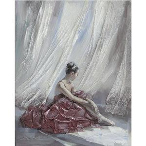 Dancing Woman -120 x 150