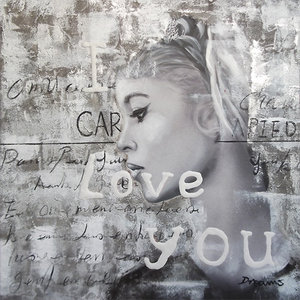 Loving You - 80 x 80
