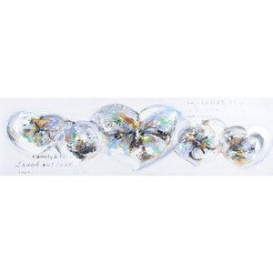 Romantic Butterflies - 180 x 60