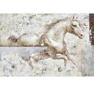 White Horse - 120 x 80