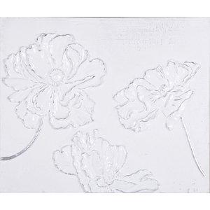 White on White III - 120 x 100