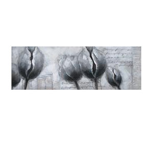 Black and White  - 150 x 50