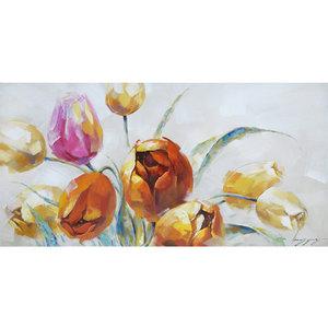 Tulips - 140 x 70 cm