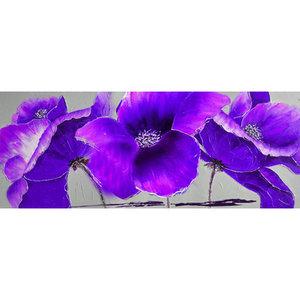Purple Pride - 150 x 75 cm