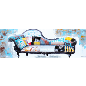Artfull Lounge  - 150 x 50 cm