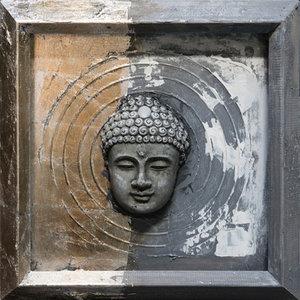 Inner Peace - 40x40 cm