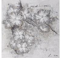 Flowers-in-Grey-II-60-x-60