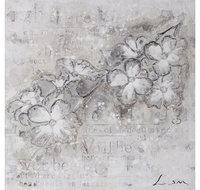 Flowers-in-Grey-60-x-60