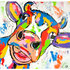 Happy Cow II- 60 x 60 cm_4